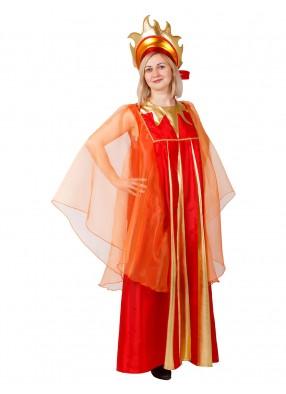 Женский костюм Солнца Яркого