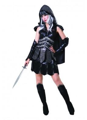 Женский костюм варварского воина