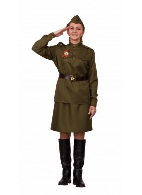 Женский костюм ВОВ
