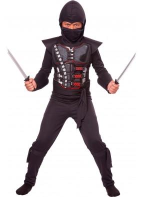 Жилет и ножи ниндзя