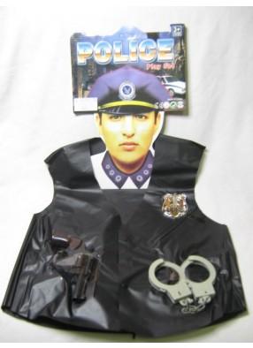 Жилет полицейского в наборе