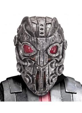 Жуткая маска пришельца
