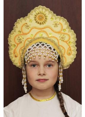 Золотой кокошник Царевны