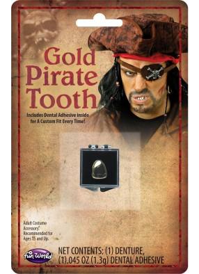 Золотой зуб пирата