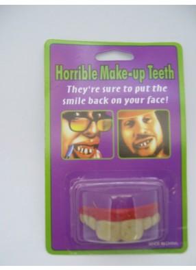 Зубы большие