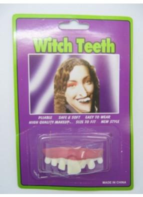 Зубы кривые