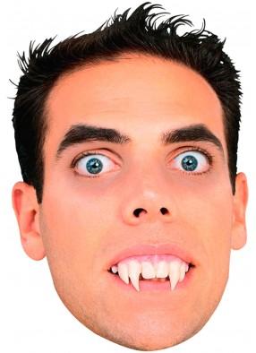 Зубы вампира острые