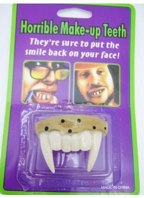 Зубы Хищника