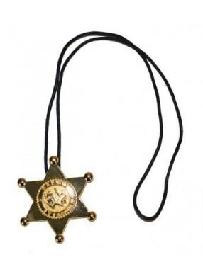 Звезда шерифа на веревке