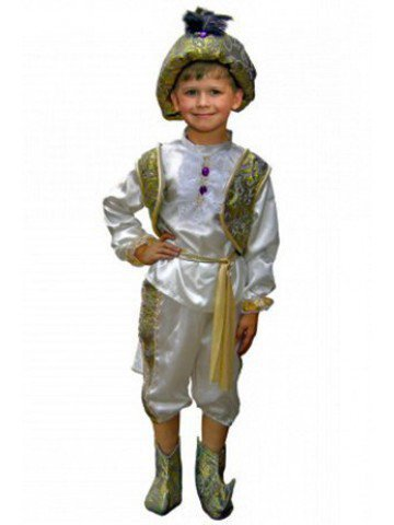 Костюм Аладдина для мальчика