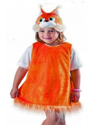 Детский костюм белки яркий