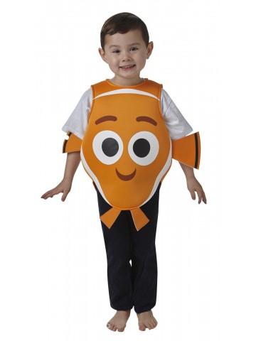 Детский костюм рыбки Немо фото