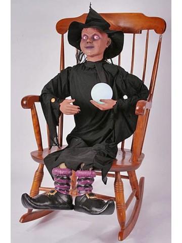 Фигура говорящей ведьмы 130 см