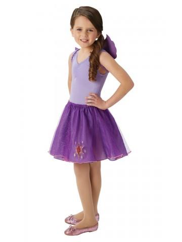 Фиолетовая юбка и крылья Твайлайт