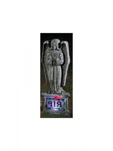 Готическое надгробие - Падший ангел