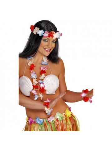 Яркий гавайский набор
