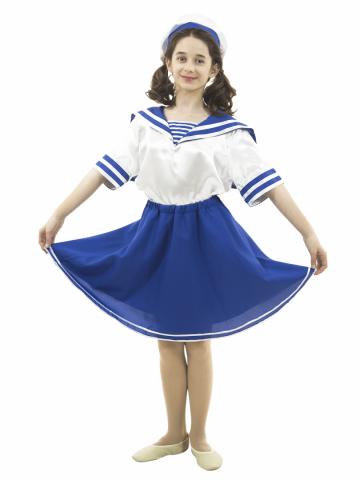 Карнавальный костюм Морячка 1 фото