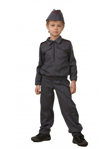 Костюм маленького Полицейского 1 фото
