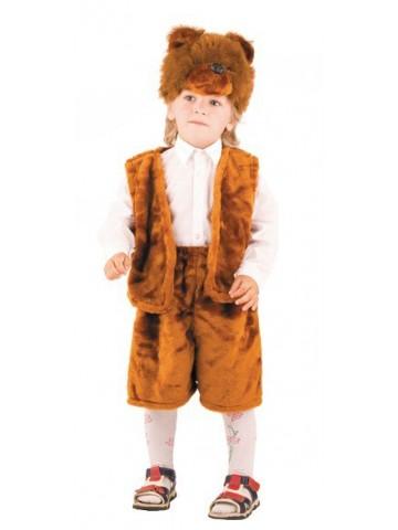 Карнавальный костюм медведя топтыгина