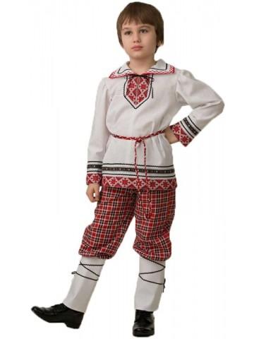 Костюм национальный Старорусский мальчику фото