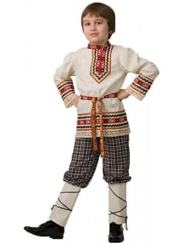 Костюм Славянский мальчику фото
