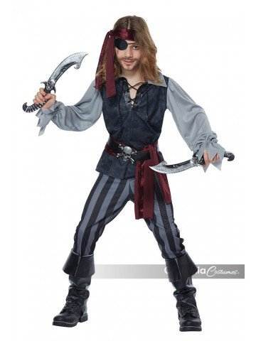 Костюм громилы пирата