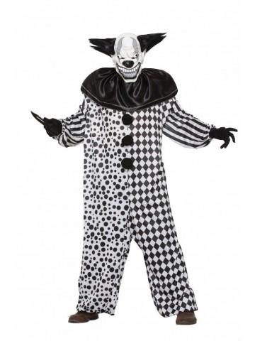 Костюм Злого клоуна с маской
