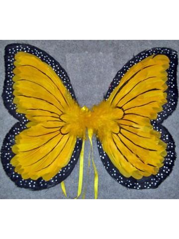 Крылья желтые