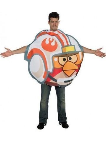 Летчик истребитель Angry Birds