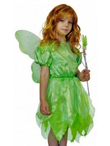 Костюм Маленькая фея в зеленом