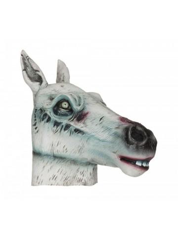 Маска лошадь Зомби 1 фото