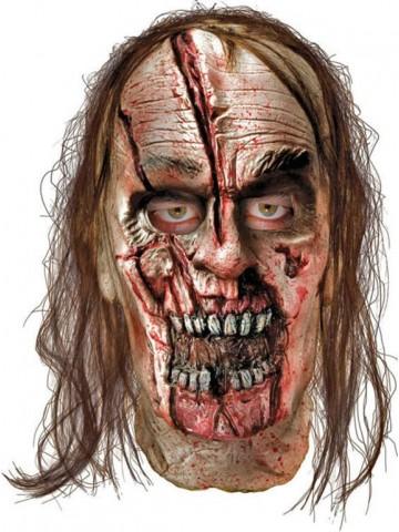 Маска травмированного зомби