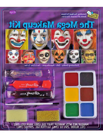 Мега набор для макияжа