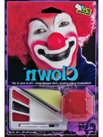 Набор для макияжа Клоун
