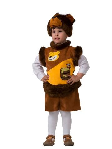 Новогодний костюм медведя c медом