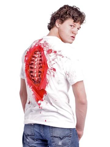 Открытая рана на спине