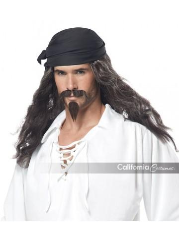 Парик капитана пиратского коробля