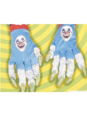 Перчатки дьявольского клоуна
