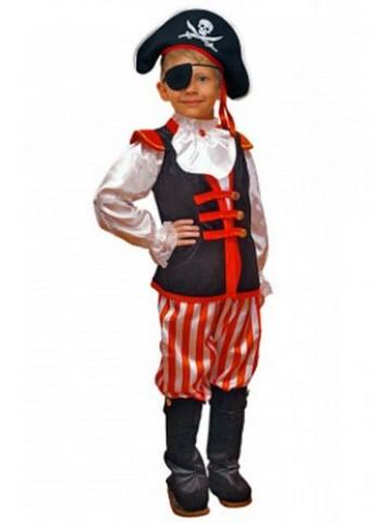 Костюм пирата для детей
