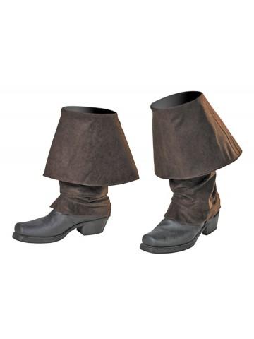Пиратские накладки на обувь