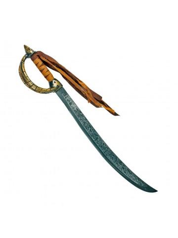 Пиратский узорчатый меч