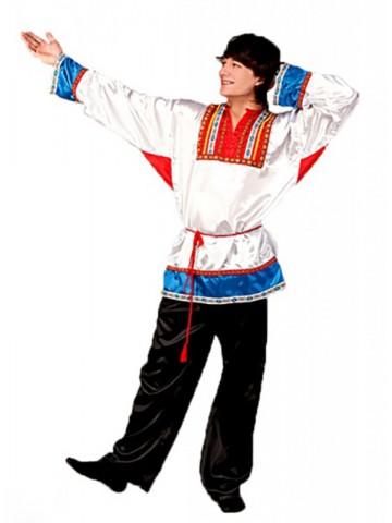 Русский народный костюм мужской