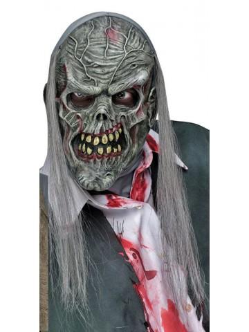 Серая маска зомби