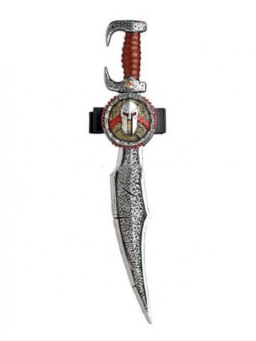 Спартанский меч с ножнами