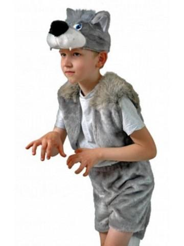 Детский костюм волка