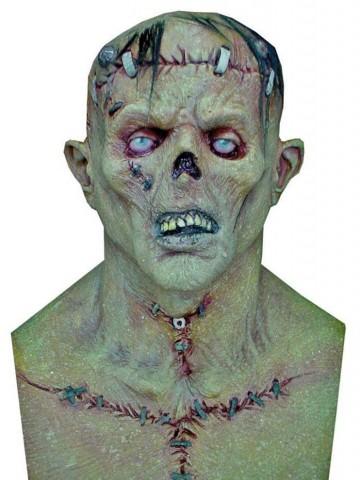 Жуткая маска Франкенштейна