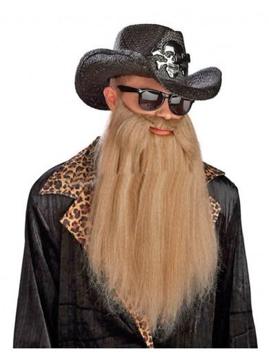 Борода ретро-рокера