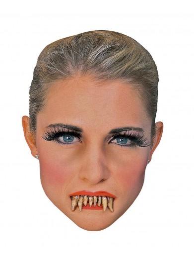 Челюсти вечно-голодной вампирши