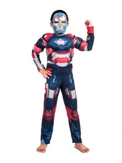 Детский костюм Железного Человека в американсом стиле