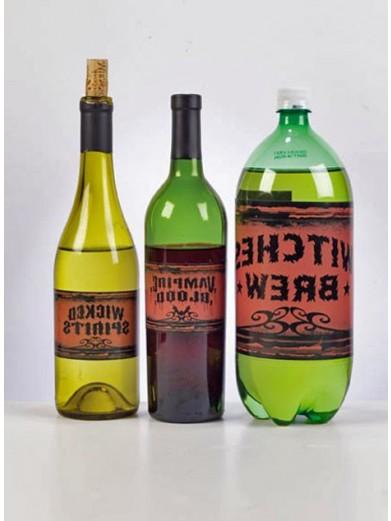 Этикетки для бутылок